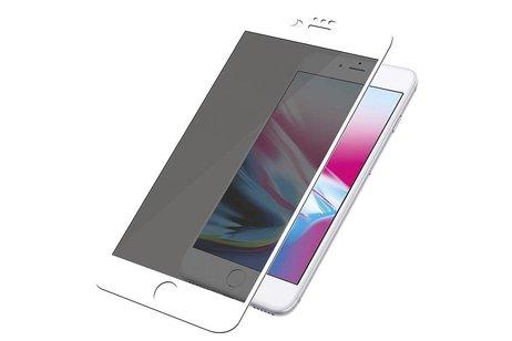 PanzerGlass CamSlider™ Privacy Screenprotector voor iPhone 8 / 7 / 6s / 6 - Wit