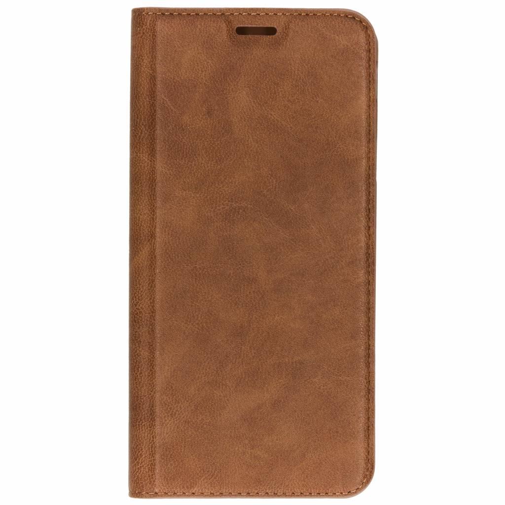 Hama Bruine Guard Booklet Case voor de Samsung Galaxy J4 Plus