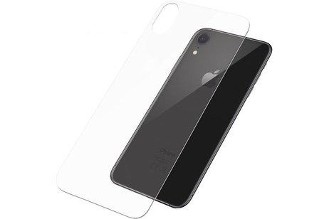 PanzerGlass Backside Glass voor iPhone Xr