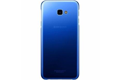 Samsung Galaxy J4 Plus hoesje - Samsung Gradation Backcover voor