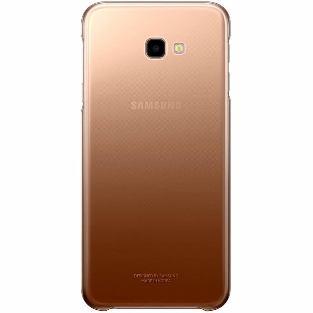 Samsung Bruine Gradation Cover voor de Galaxy J4 Plus