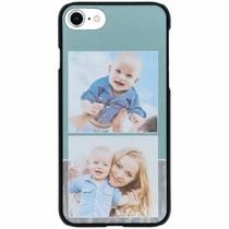 Ontwerp uw eigen iPhone 8 / 7 hardcase hoesje - Zwart
