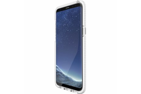 Tech21 Evo Check Backcover voor Samsung Galaxy S8 Plus - Transparant