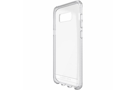 Tech21 Pure Clear Backcover voor Samsung Galaxy S8 Plus - Transparant