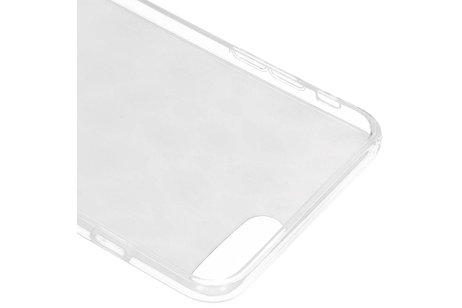 Metallic Softcase Backcover voor iPhone 8 Plus / 7 Plus