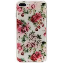 Metallic Softcase Backcover iPhone 8 Plus / 7 Plus