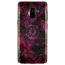 Metallic Softcase Backcover Samsung Galaxy A8 (2018)