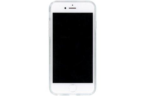 Metallic Softcase Backcover voor iPhone 6 / 6s