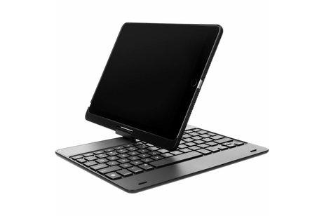 Zwarte 360° Keyboard hoes voor de iPad (2018) / (2017) / Air (2) / Pro 9.7