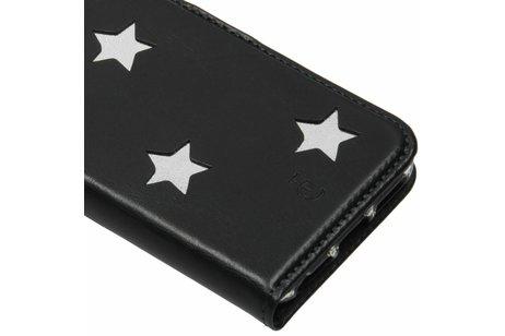 Fabienne Chapot Reversed Star Booktype voor iPhone 8 / 7 / 6s / 6 - Zwart