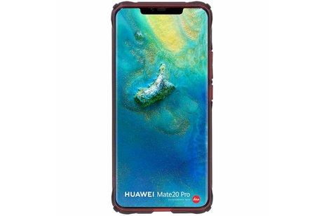 Huawei Mate 20 Pro hoesje - Ringke Fusion X Backcover