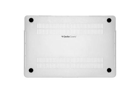 MacBook Pro 13 inch (2013-2019) hoesje - Gecko Covers Design Hardshell