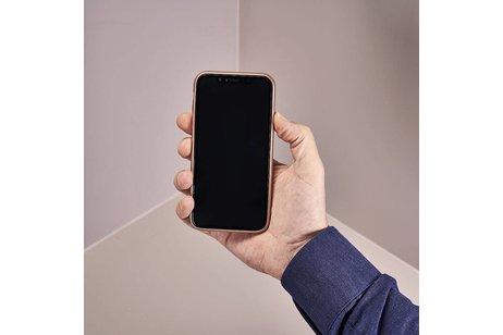 Huawei Nova 3 hoesje - Carbon Softcase Backcover voor