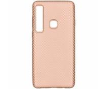 Carbon Softcase Backcover Samsung Galaxy A9 (2018)