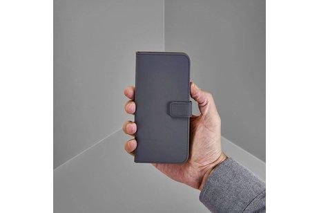 Sony Xperia XZ2 Premium hoesje - Selencia Luxe Softcase Booktype