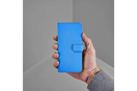 Huawei P Smart Plus hoesje - Selencia Luxe Softcase Booktype