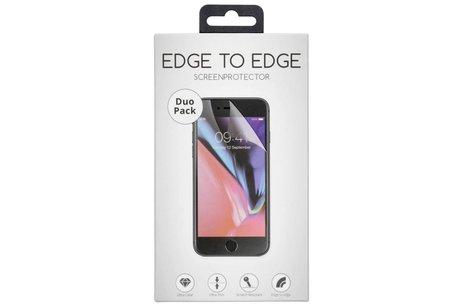 Selencia Duo Pack Screenprotector voor de Samsung Galaxy S10