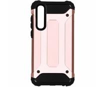 Rosé Goud Rugged Xtreme Case Huawei P30