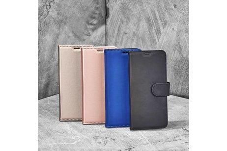 Accezz Wallet Softcase Booktype voor Samsung Galaxy Note 9 - Zwart