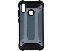 Donkerblauw Rugged Xtreme Case Huawei P Smart (2019)