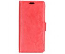 Rood zakelijke booklet Samsung Galaxy S10E