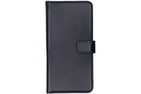 Sony Xperia XZ3 hoesje - Selencia Echt Lederen Booktype