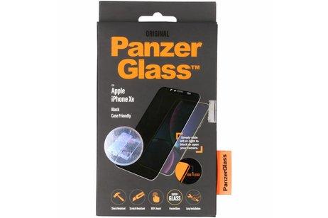 PanzerGlass CamSlider™ Privacy Screenprotector voor iPhone 11 / Xr - Zwart