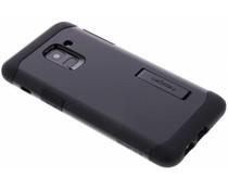 Spigen Zwart Slim Armor Case Samsung Galaxy A8 (2018)