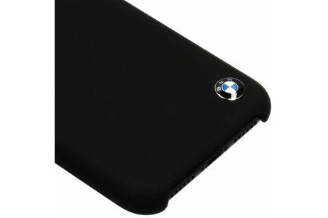 BMW Zwarte Silicone Hard Case voor de iPhone Xs / X
