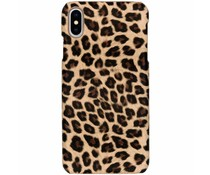 Luipaard Design Backcover iPhone Xs Max