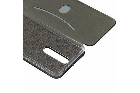 Slim Folio Booktype voor Nokia 5.1 Plus - Zwart