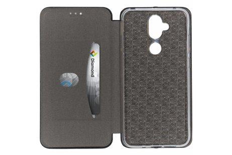 Nokia 8.1 hoesje - Slim Folio Booktype voor
