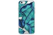 Design Backcover voor iPhone 6 / 6s - Blue Botanic