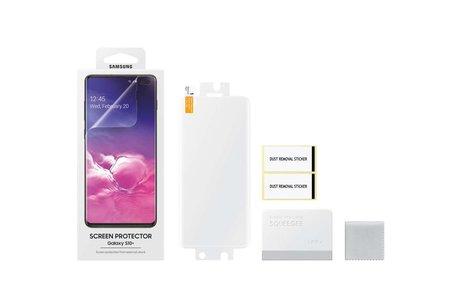 Samsung Screenprotector voor Samsung Galaxy S10 Plus