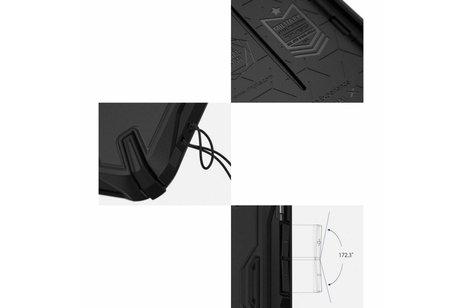 Ringke Dual X Backcover voor iPhone Xr - Zwart