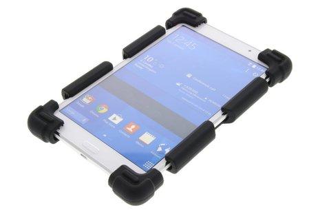 Zwart universele siliconen tablethoes voor tablets van 8.9 - 12 inch