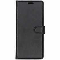 Basic Litchi Booktype Sony Xperia 1 - Zwart