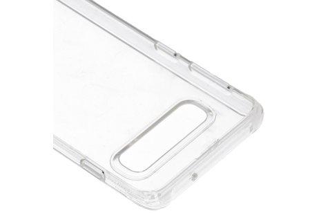 Samsung Galaxy S10 hoesje - Ringke Fusion Backcover voor