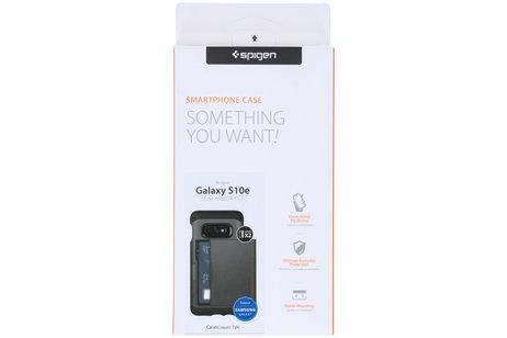Samsung Galaxy S10e hoesje - Spigen Slim Armor CS