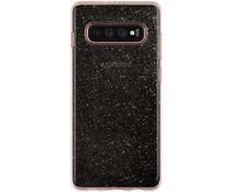 Spigen Liquid Crystal Glitter Backcover Samsung Galaxy S10 Plus