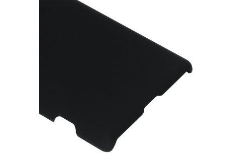 Sony Xperia 1 hoesje - Effen Backcover voor de