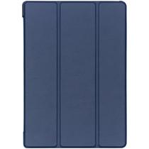 Stijlvolle Bookcase Lenovo Tab E10 - Donkerblauw