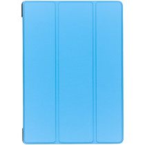Stijlvolle Bookcase Lenovo Tab E10 - Turquoise