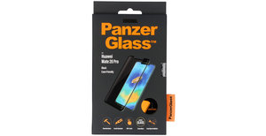 PanzerGlass Case Friendly Screenprotector Huawei Mate 20 Pro - Zwart