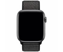 Apple Zwart Sport Loop Band Apple Watch 44 / 42 mm