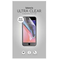 Selencia Duo Pack Ultra Clear Screenprotector Motorola One