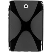 X-line Backcover Samsung Galaxy Tab S2 8.0 - Zwart