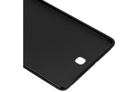X-line Backcover voor de Samsung Galaxy Tab S2 8.0 - Zwart