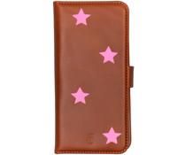 Fabienne Chapot Reversed Star Booktype Samsung Galaxy S10 - Bruin