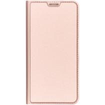 Dux Ducis Slim Softcase Booktype Huawei Y7 (2019) - Rosé Goud